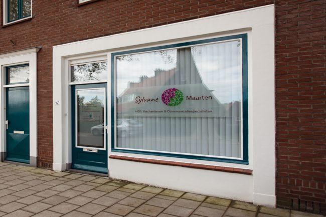 Voorgevel praktijk Sylvane & Maarten | Dampoortstraat 12, 4332 AV Middelburg